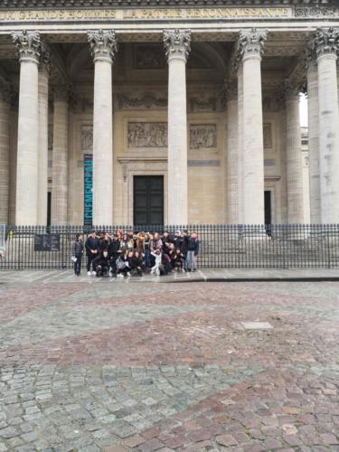 Groupe Panthéon